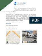 Tecnologías Aplicadas a La Información Eurofil