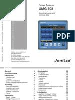 002 UMG508 Manual English
