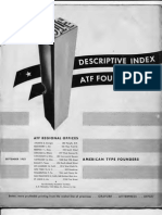 ATF Descriptive Index 1953.9