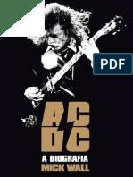 AC_DC - A Biografia - Mick Wall