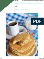 Clatite Americane Dukan _ Retete Culinare - Bucataresele Vesele