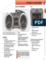 Plansa de bord Peugeot 308