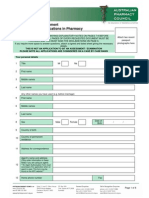 Application for Assessment Form 2015-2-3
