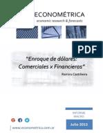 Econométrica - Informe Macro - Julio 2015