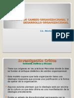 Modelos de Intervención en El DO A