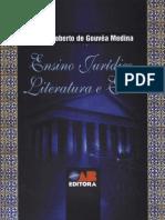 Ensino Jurídico, Literatura e Ética