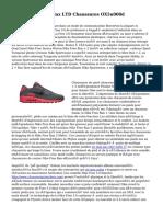 Acheter Nike Air Max LTD Chaussures OX5u000d