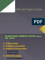 Penyakit jaringan pulpa.pptx