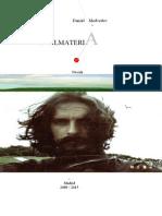Almateria - Novela
