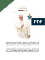 Biografía Papa Francisco
