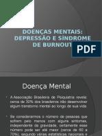 Depressão e Síndrome de Burnout