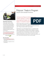 Trade in Program 2012