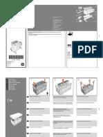Instruções de Montagem T2500