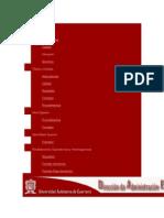 Materias de La Licenciatura de Psicología UAgro 2014