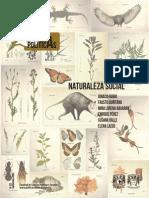 Naturaleza Social Gaceta 252