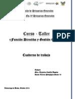 Cuaderno de Trabajo Funcion Directiva 2
