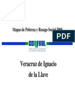 Mapa de Pobreza_Veracruz