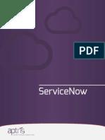 Aptris ServiceNow
