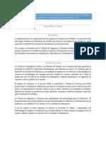 Metodología Para El Análisis de Requerimientos de Sistemas de Información a Desarrollarse en El MTI