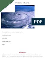 Desastres-naturales