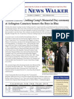 Lincoln-Cushing Camp News Walker, Fall 2015