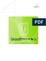 Manual Geosoft Pavco 1.0