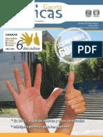 Gobernabilidad y Desarrollo Sustentable Gaceta 238