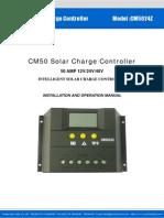 JUTA CM5024Z Solar Charge Controller