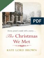 The Christmas We Met Extract