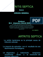 Artritis Septica - Copia