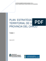Plan Estratégico Territorial Chaco