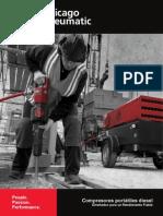 Catalogo Compresores Portatiles Chicago Pneumatic CPS275 - CPS400 (1)