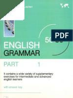 Grammar 50 50 OCR