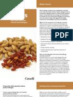 Peanut Allergy CFIA
