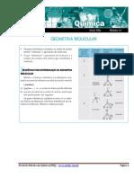 Geometria Das Moleculas