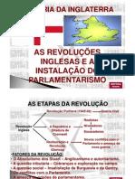 história - slide1 - Revolução Inglesa