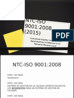 Ntc Iso 9001