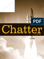 Chatter, August 2015