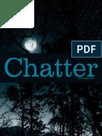 Chatter, September 2015