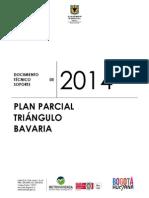 DTS y Planos Plan Parcial Tri�ngulo de Bavaria