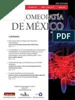 La Homeopatía de México, no. 696 (mayo-junio de 2015)