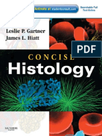 Concise Histology- Leslie P Gartner & James L Hiatt (1E)
