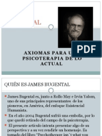 James Bugental Axiomas