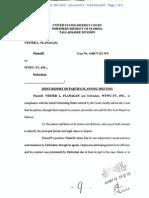 Bryce Williams Mediation Report