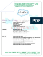 SALESFORCE CURRICULAM_GVIPL