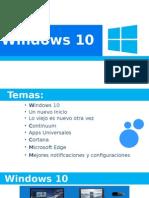 Windows 10 Introducción - Introducción y conceptos básicos
