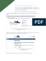 Manual de instalación de enano 1.1.7