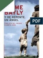 Y de Repente Un Angel - Jaime Bayly