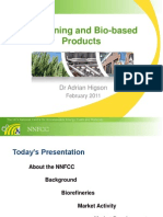 Biorefining 20and 20Bio Based 20Products
