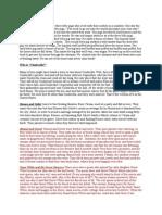 summary of fairytales.doc